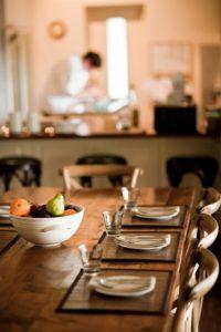 Breakfast Room Arkaba Homestead - Randy Larcombe
