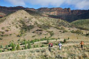 Breathing in the Australian outback on the Arkaba Walk - Richard Field